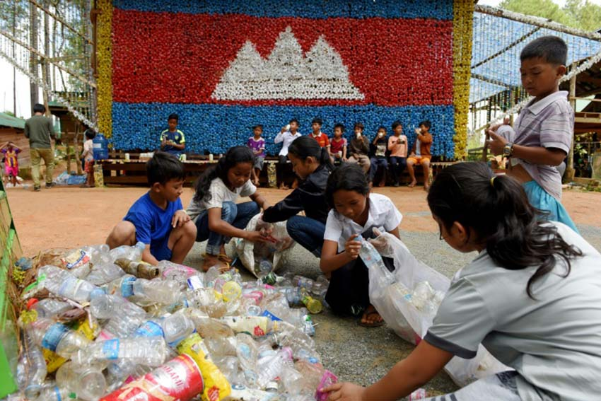theyouthtimes, enroll, school, waste, reuse