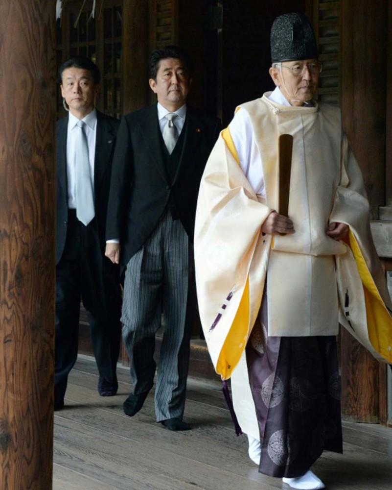 theyouthtimes, japanese, politicians, appearance, yasukuni shrine